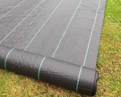 Ground Cover Fabric- heavy duty 100gsm